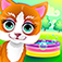 Kitten Park Fun app icon