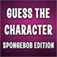 Guess The Character Game: Spongebob Squarepants Free Edition app icon