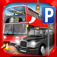 3D London City Car Parking Simulator app icon