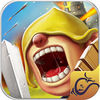 Clash of Lords 2: حرب القبائل app icon