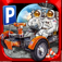3D Space Race Parking Simulator app icon