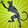 Robot Cat Invasion iOS Icon