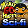 Monkey GO Happy Scifi 1 and 2 app icon