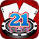 Blackjack 21 FREE iOS Icon