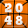 2048 Basketball iOS Icon