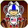 Where's my Fuel? Clumsy Flying Rocket Man Pro (Fun games for Kids) iOS Icon