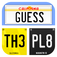 Guess The Plate app icon