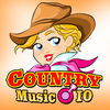 Country Music IO iOS Icon