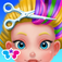 Crazy Hair Salon App Icon