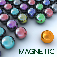 Magnetic balls puzzle game iOS Icon