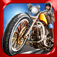 Motor-Bike Drag Race Rivals iOS Icon