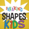 Freaking Shapes Kids Mode app icon
