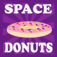 Space Donuts App Icon