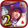 Pirate's Solitaire 2. Sea Wolves app icon