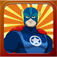 Create Your Own Super Hero Pro – Builder & Creator of Movie Costume for Man app icon