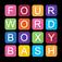 Four Word Boxy Bash iOS Icon