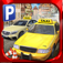 Car Games Taxi Parking App Icon