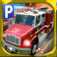 Car Parking Game Fire-Truck App Icon