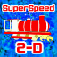 SuperSpeed2D iOS Icon