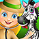 Zoo Animal Care Adventure App Icon