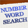 NumberWordSearch iOS Icon