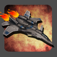 A Air assault zombie aircraft:The bombing airplane app icon