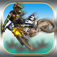 A Swing Motocross Highway Bike Rider iOS Icon