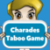 Charades Taboo Game iOS Icon
