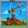 Archery Bow and Arrow iOS Icon