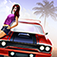 Miami Racing: Muscle Cars app icon