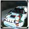 Turbo Drift Racer Unleashed iOS Icon