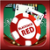 A Aatomic Red Blackjack Experience app icon