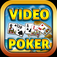 A Along The Beach Vacation Video Poker app icon