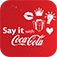 Say It with Coca-Cola app icon