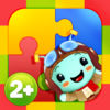 Kid Erudite Large puzzles collection app icon