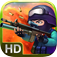 Little Gunfight:counter-terror iOS Icon
