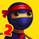Buddyman: Ninja Kick 2 iOS Icon