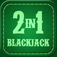 Blackjack 2 in 1 app icon