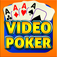 A 4 Aces Video Poker Frenzy iOS Icon