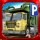 Car Parking Games Trash Truck iOS Icon