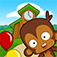 Bloons Monkey City iOS icon
