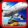 3D Plane and Bus Simulator PRO iOS Icon