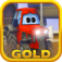 Little Tractor in Action Gold: Best 3D Free Driver Game for Kids app icon