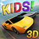Fun Kid Drag Racing 3D app icon