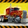3D Semi Truck Parking iOS Icon