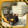 3D Fork Lift Parking iOS Icon