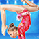 American Gymnastics Girly Girl Run Game FREE app icon