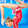 American Gymnastics Girly Girl Run Game PRO iOS Icon