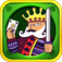 Green Freecell plus app icon