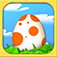 Dragon Heroes : Charm egg match 3 game iOS Icon